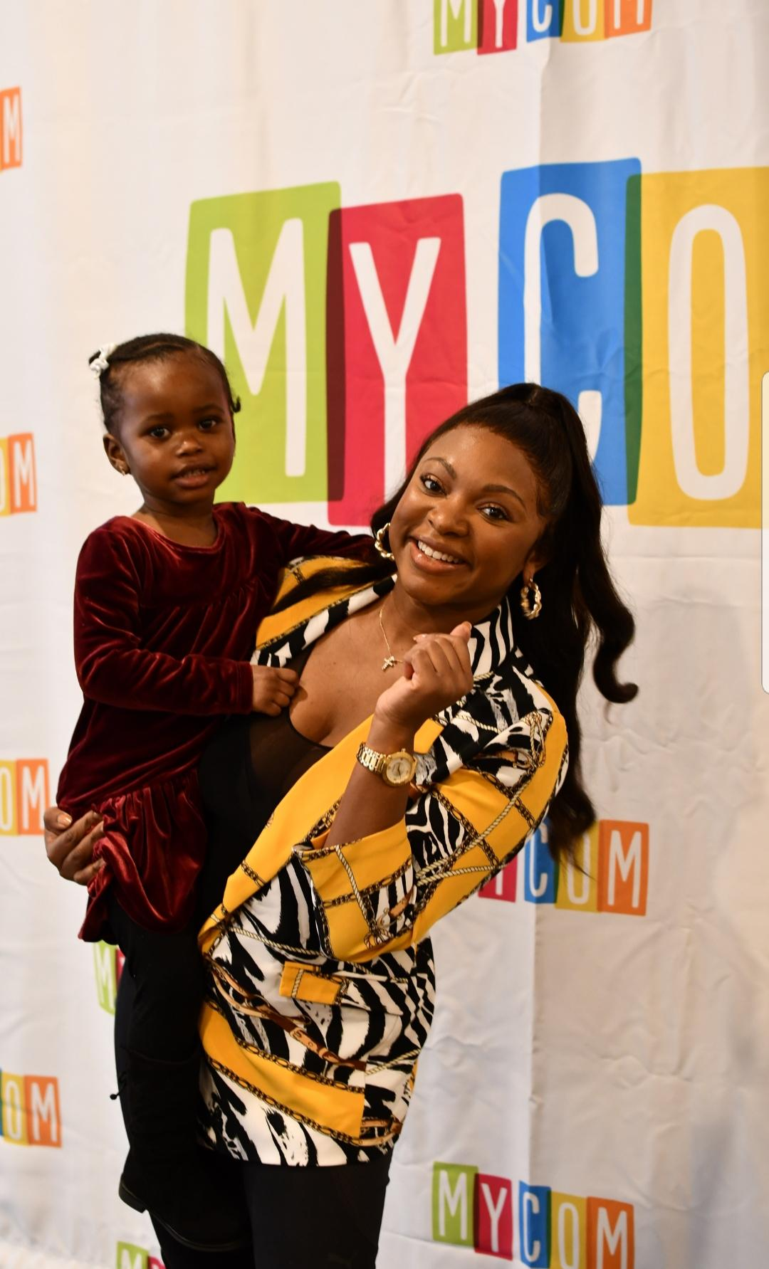 Actress Naturi Naughton Empowers Cleveland Girls For Her Saving Our Daughters Family