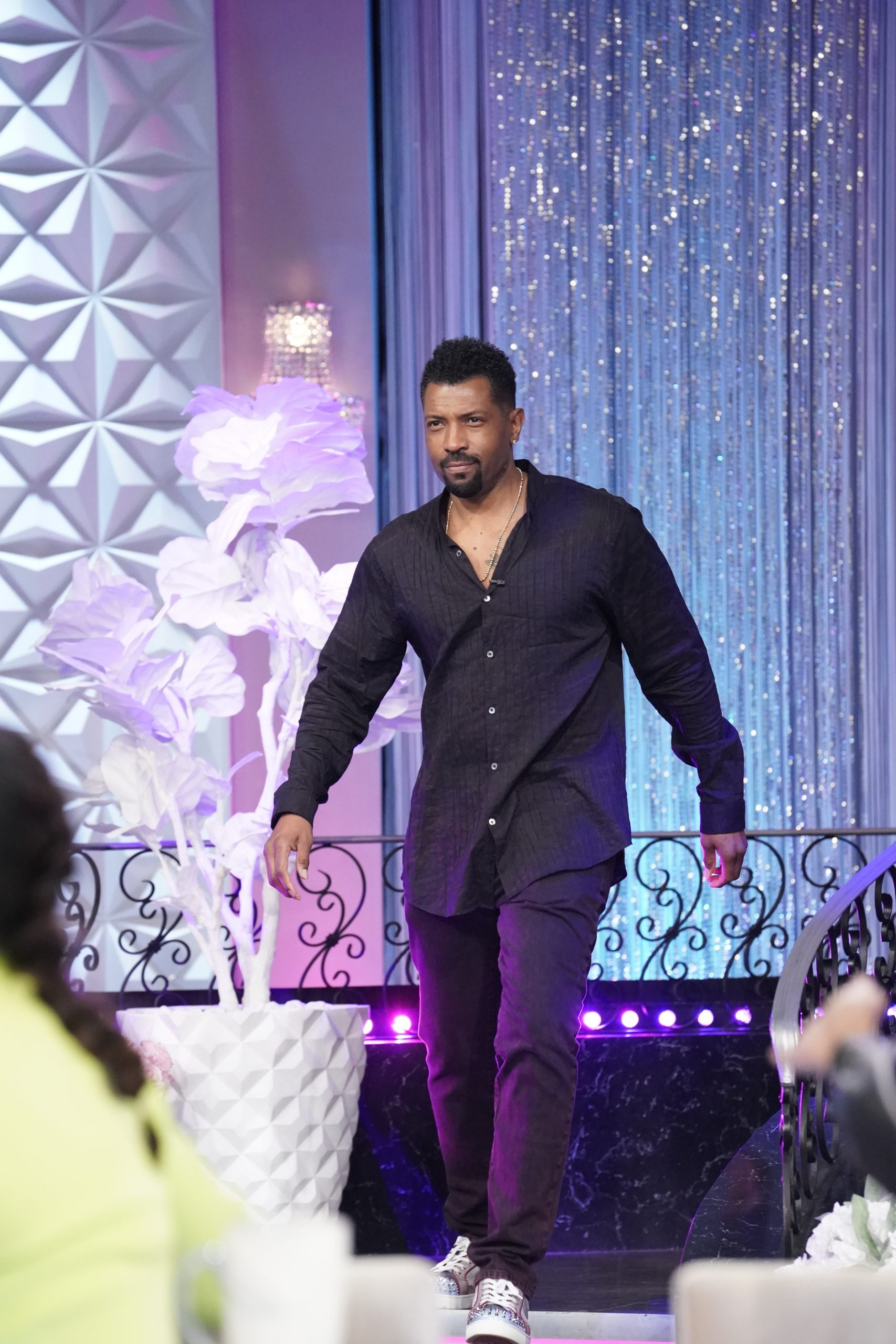 THE REAL: Deon Cole Speaks Out On The Hate Comments Sparked By His Image Awards Outfit