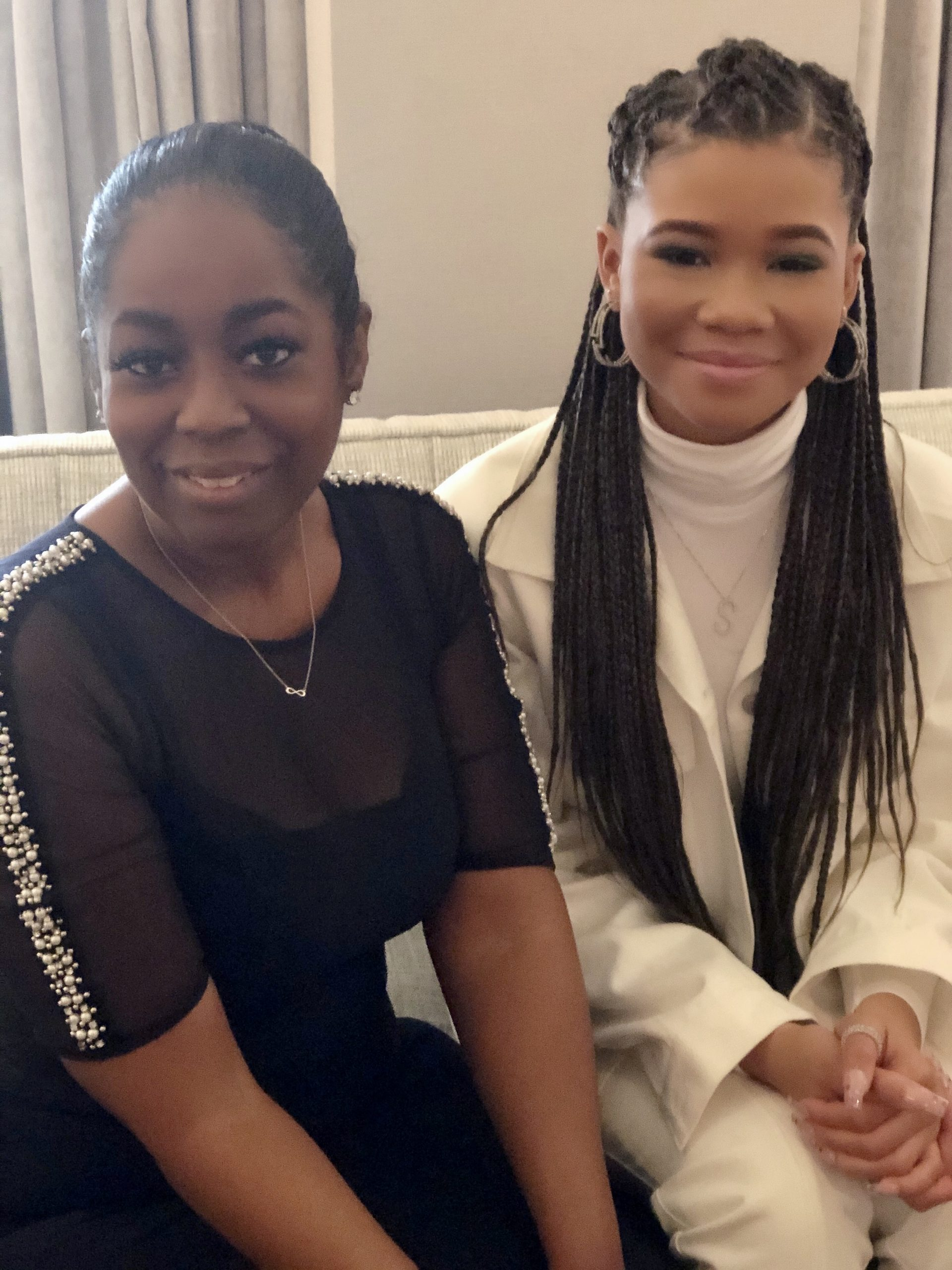 Roundtable Discussion With Actress & Atlanta Native Storm Reid About Her New Film 'Invisible Man'