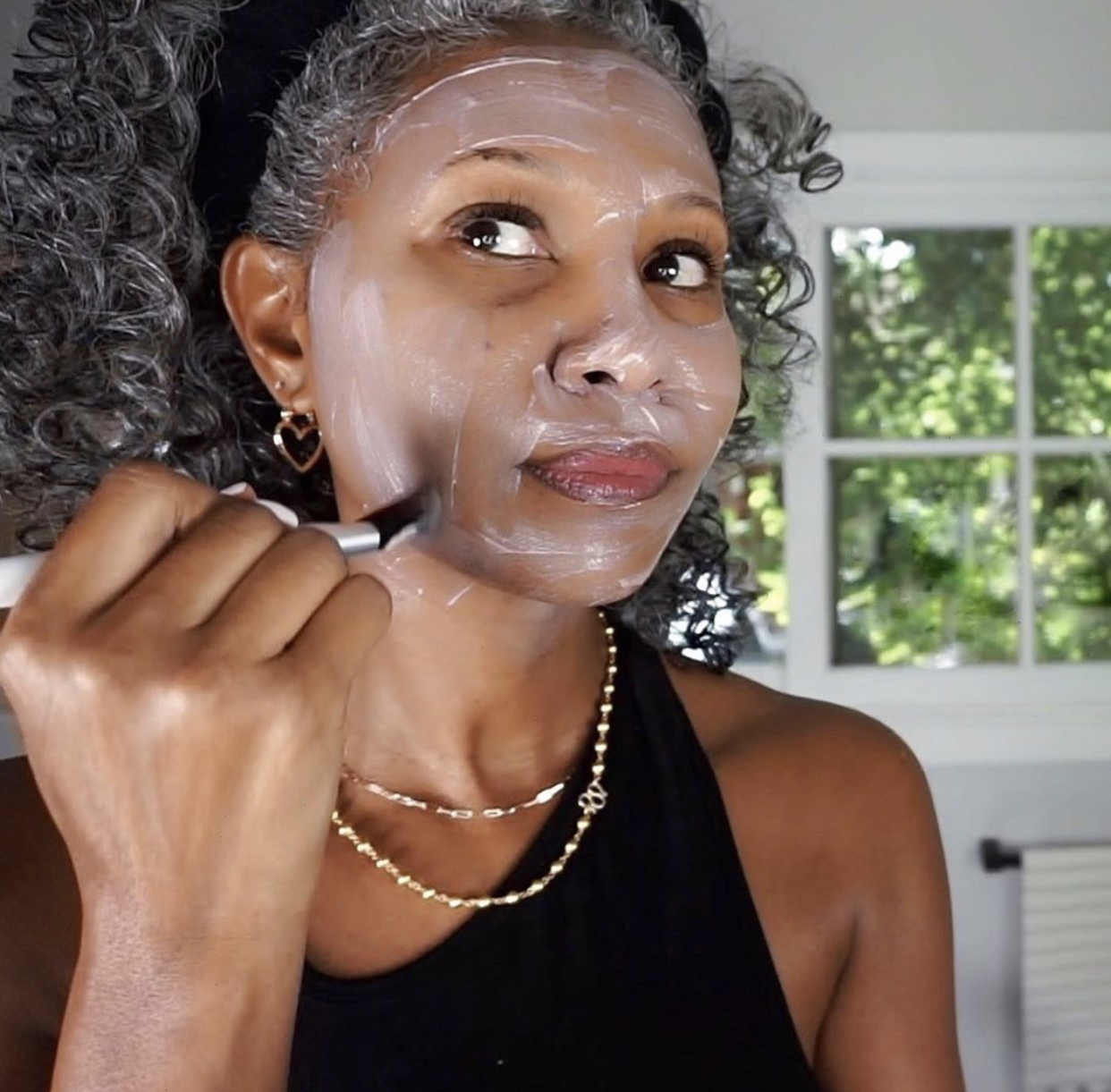Get The Look: At Home Facial Treatment With Lifestyle Blogger The Tennille Life