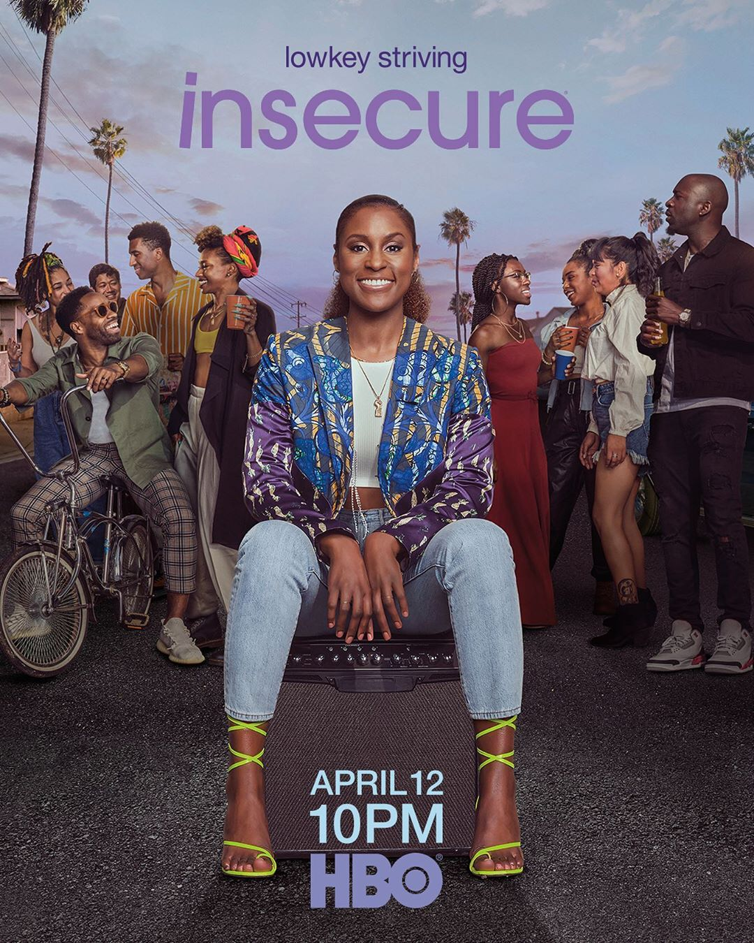 First Look: Insecure Season 4 Starring Issa Rae