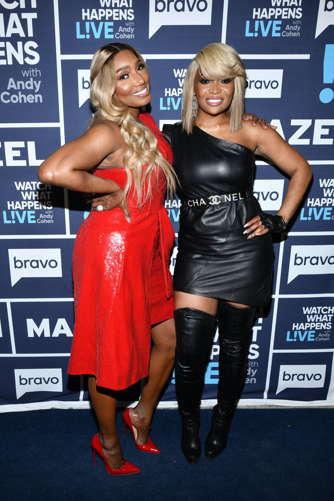 In Case You Missed It: NeNe Leakes & Marlo Hampton On 'Watch What Happens Live'