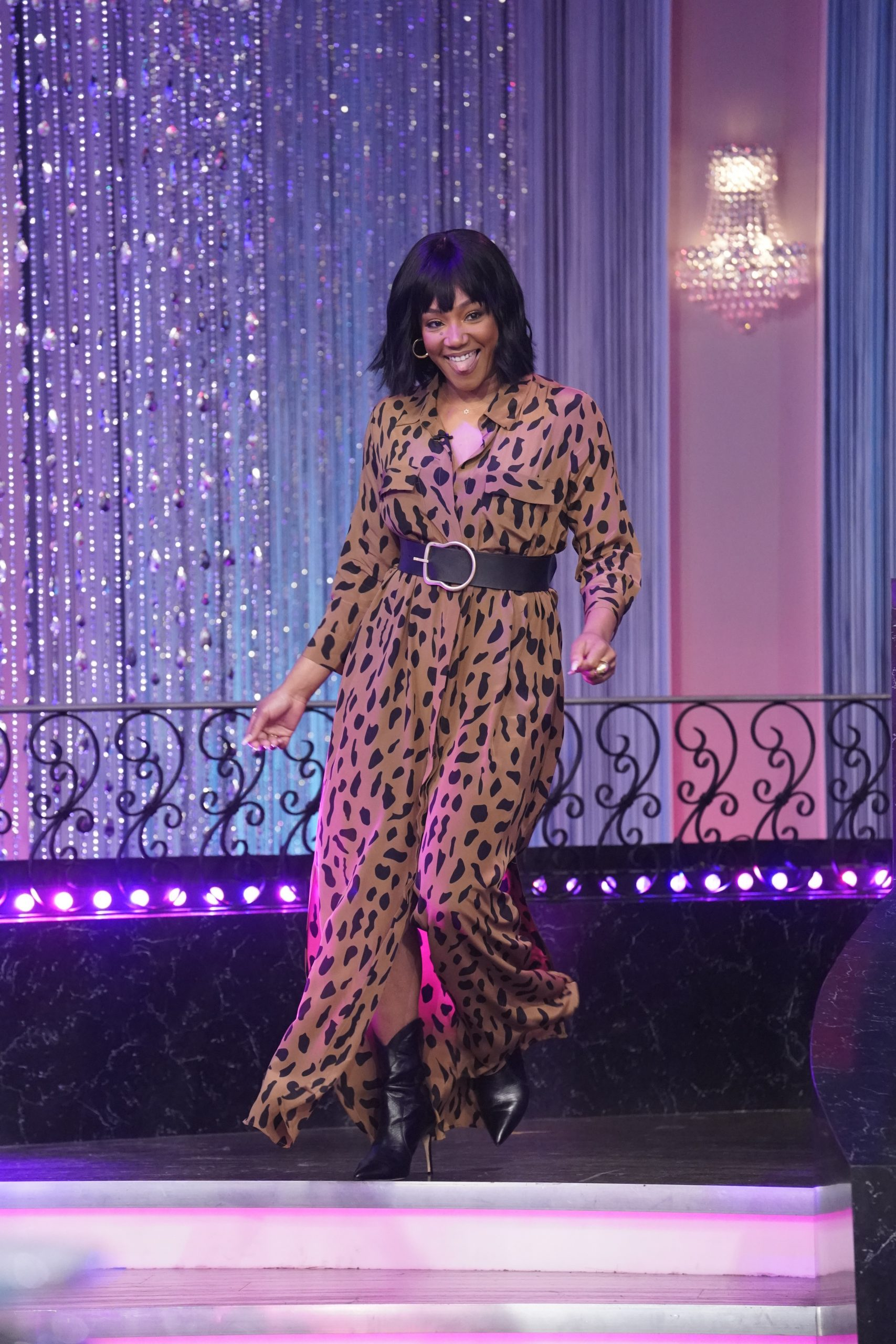 THE REAL: All New! Tiffany Haddish's Big Reveal About Tamera And She Gets REAL About Dating!