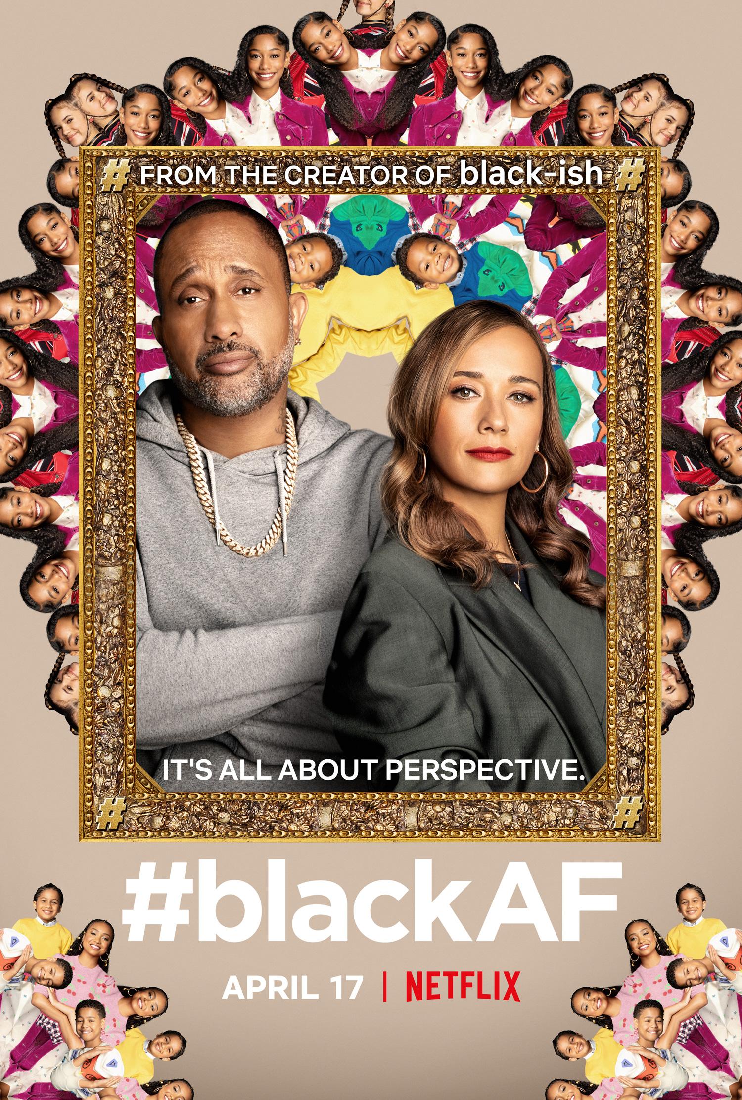 New Show: Netflix #blackAF