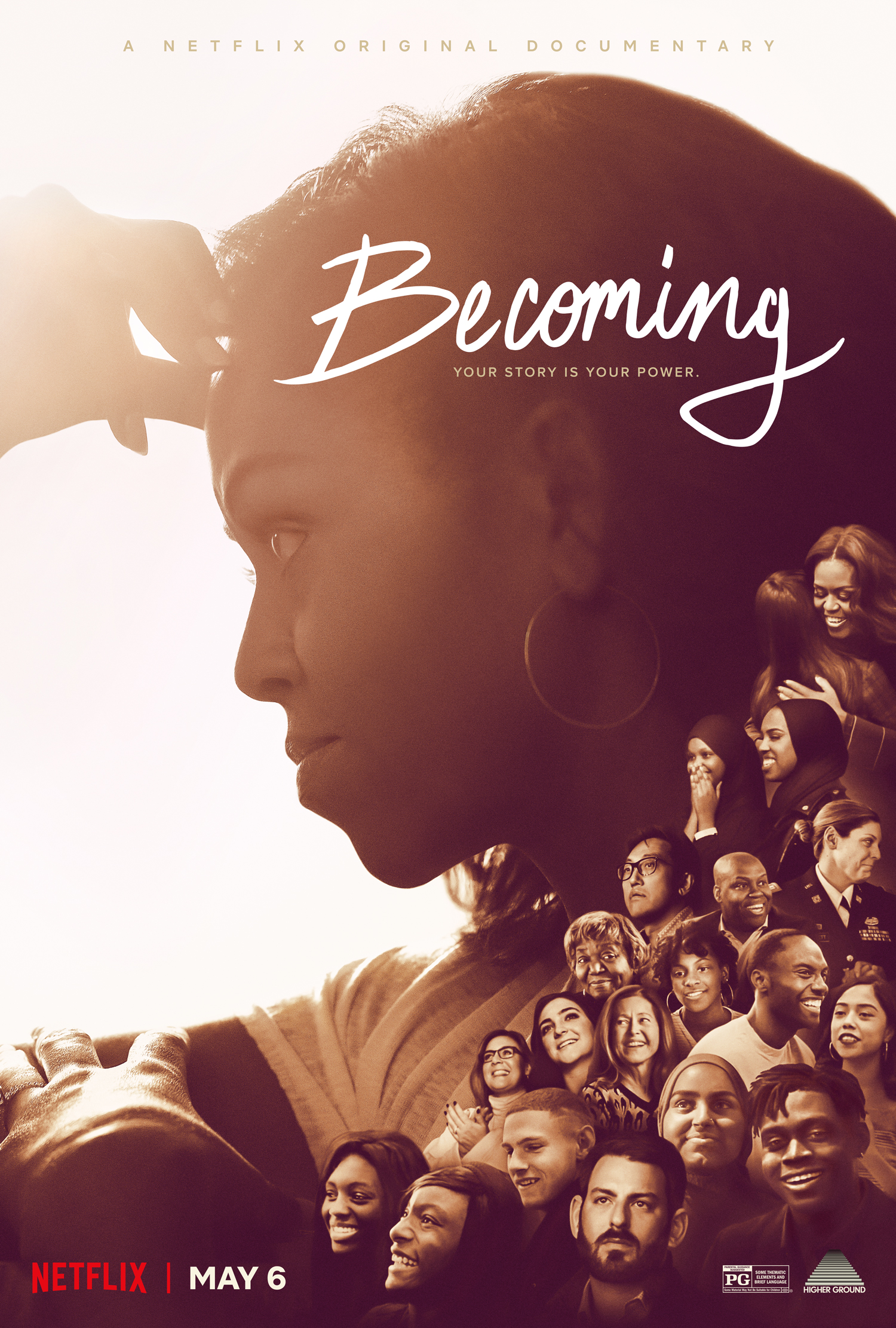 New Documentary: Netflix's Becoming Starring Michelle Obama