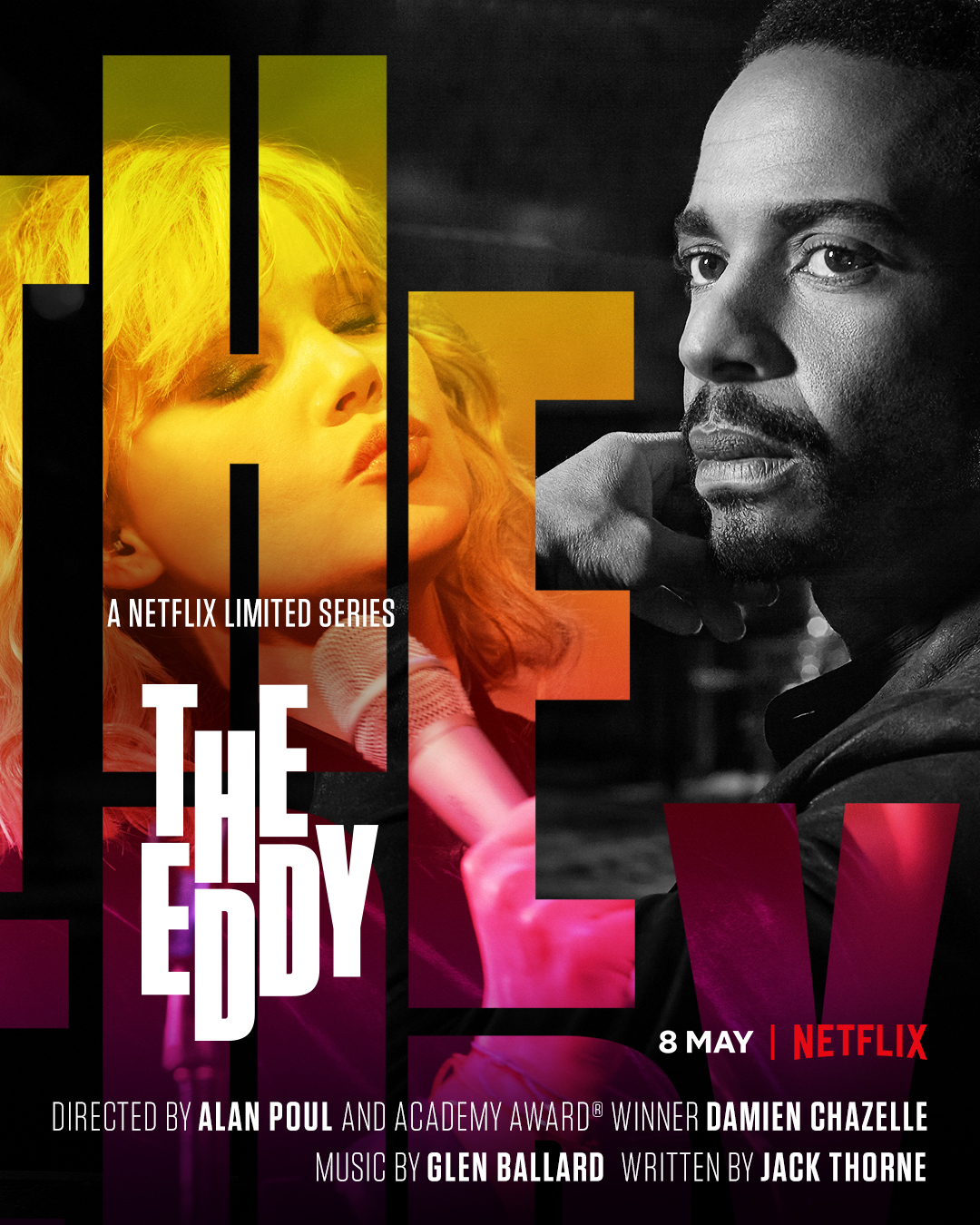 New Show: The Eddy