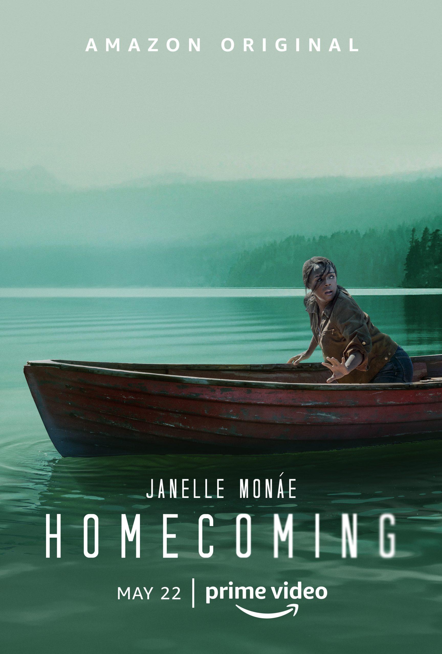 New Show: Homecoming Season 2 Starring Janelle Monae
