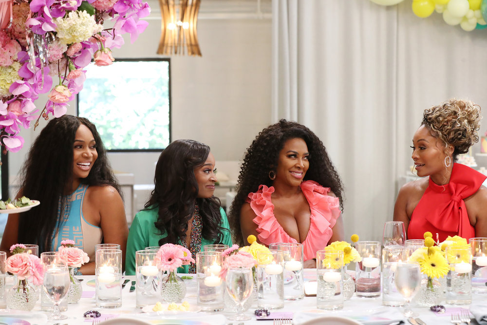 Ten Funniest Quotes From 'The Real Housewives Of Atlanta' Season 12