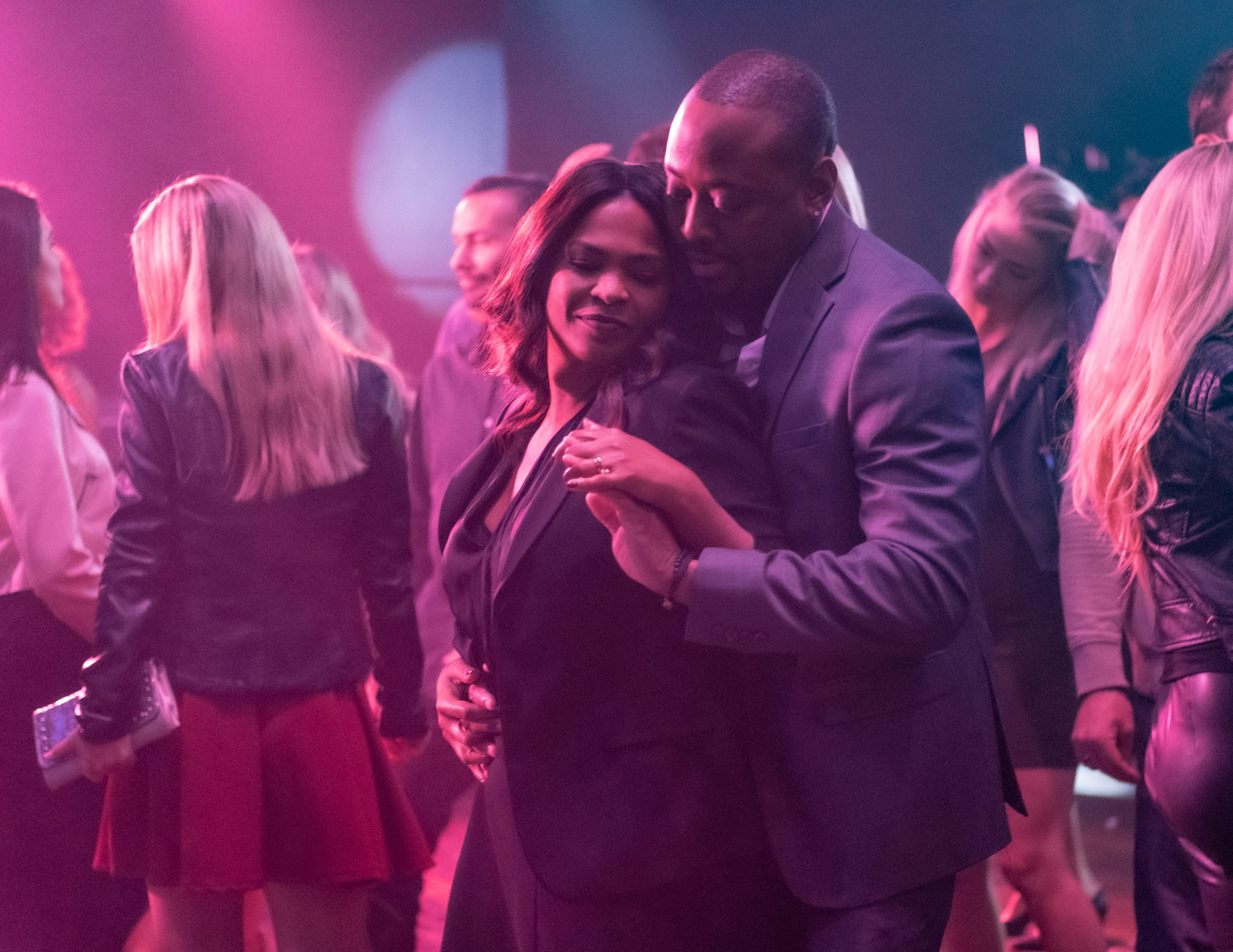 First Look: Fatal Affair Starring Nia Long And Omar Epps