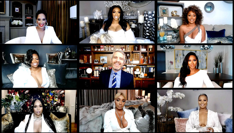 Ten Hilarious Reads From The Real Housewives Of Atlanta Reunion Season 12