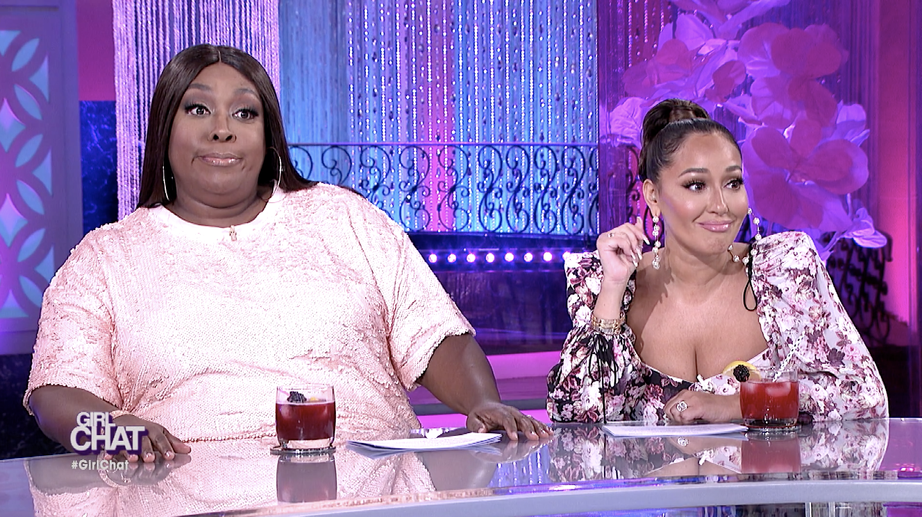 The Real: All New! How Tamera Got Her Hubby To Do Housework And Loni's Advice On Aging