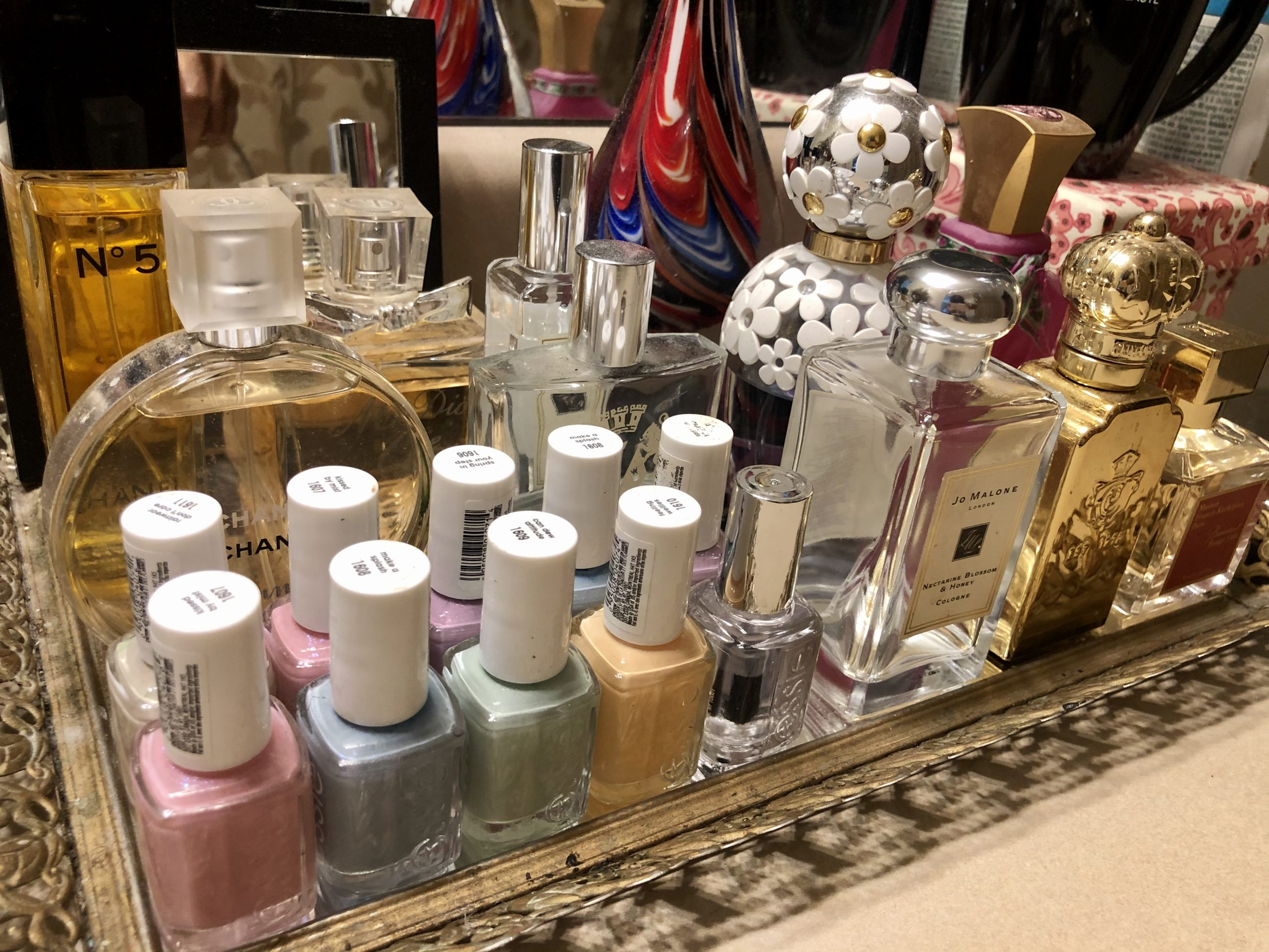 My Top Five Recommended Parfums