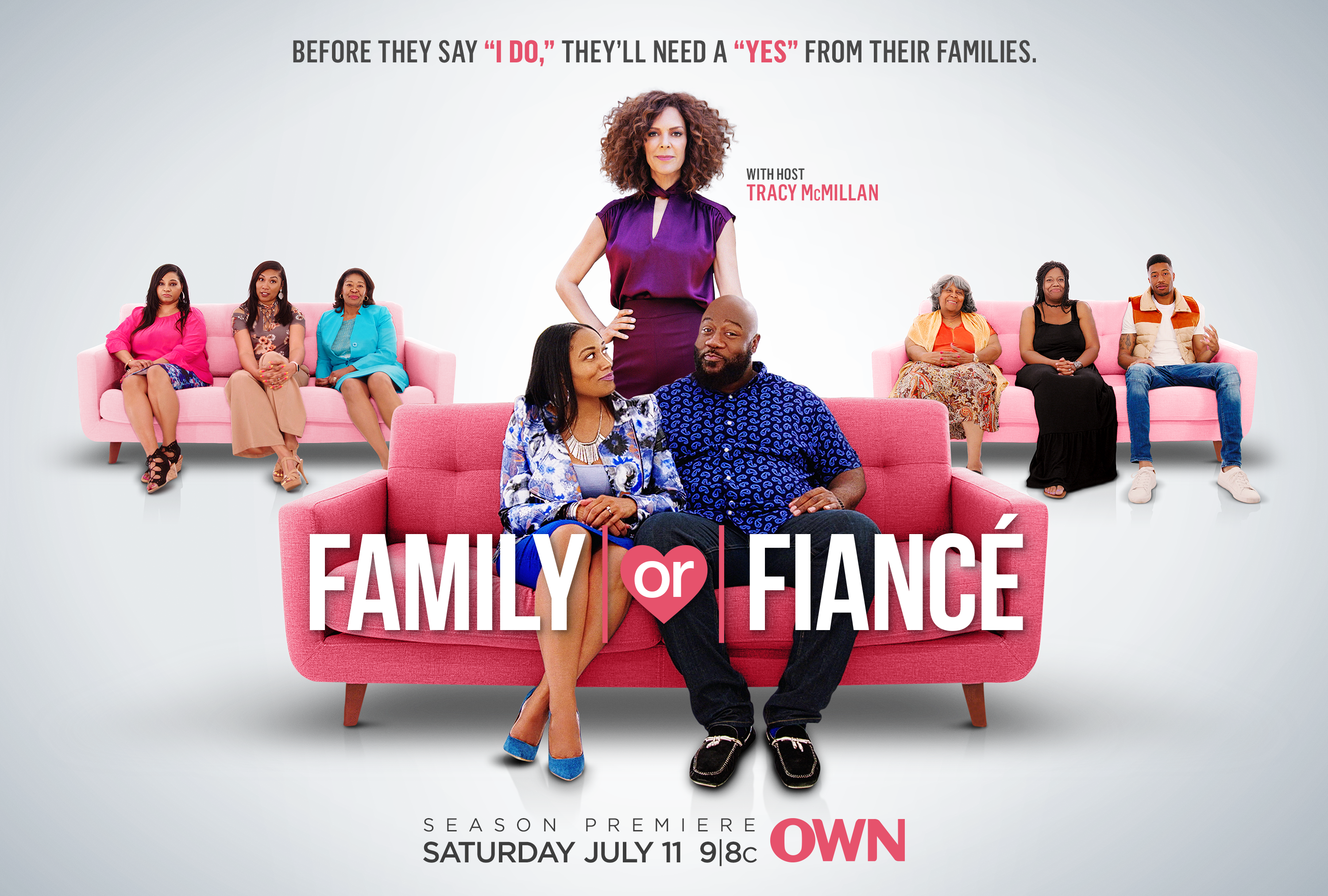 First Look: Own's Family Or Fiance New Season