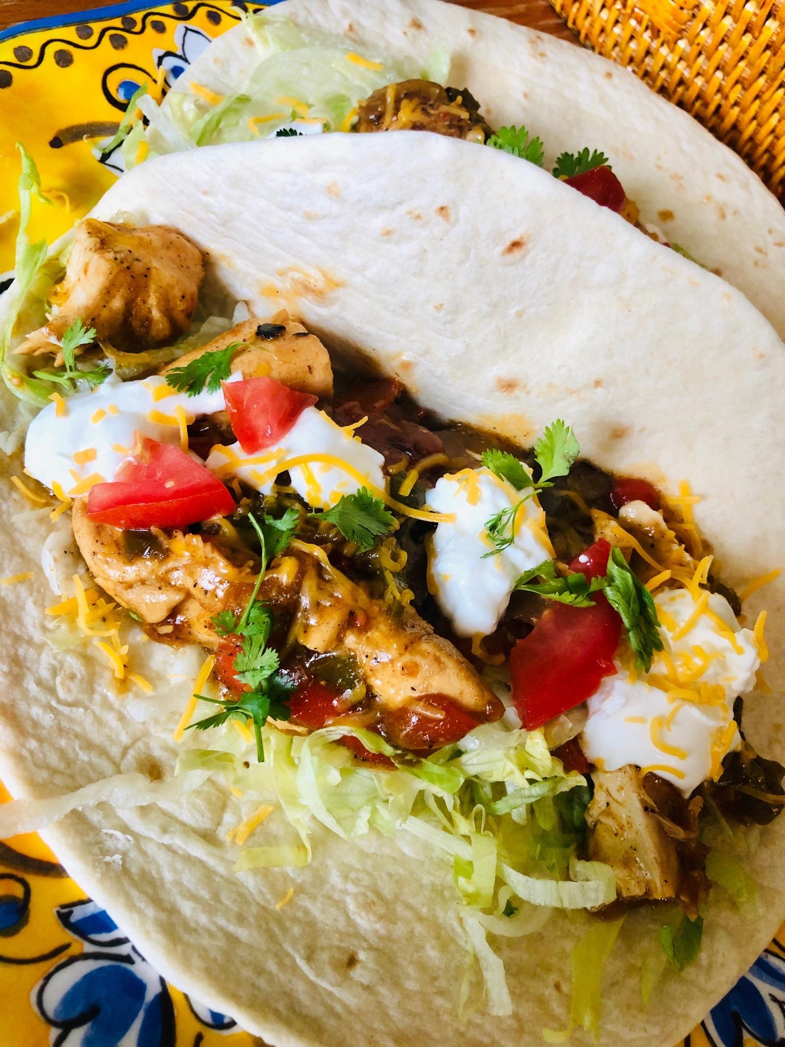 Recipe: Quick And Tasty Chicken Fajitas