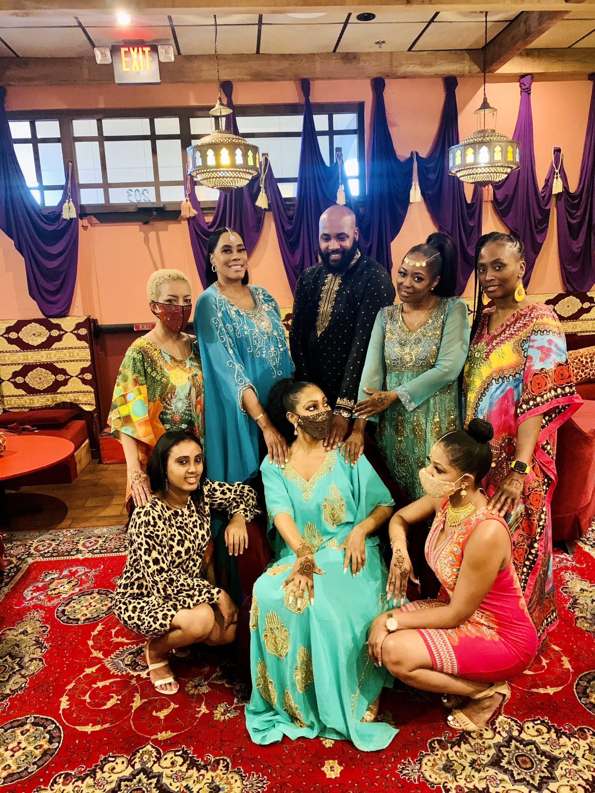 Zaina Zahra's Galabeya Party