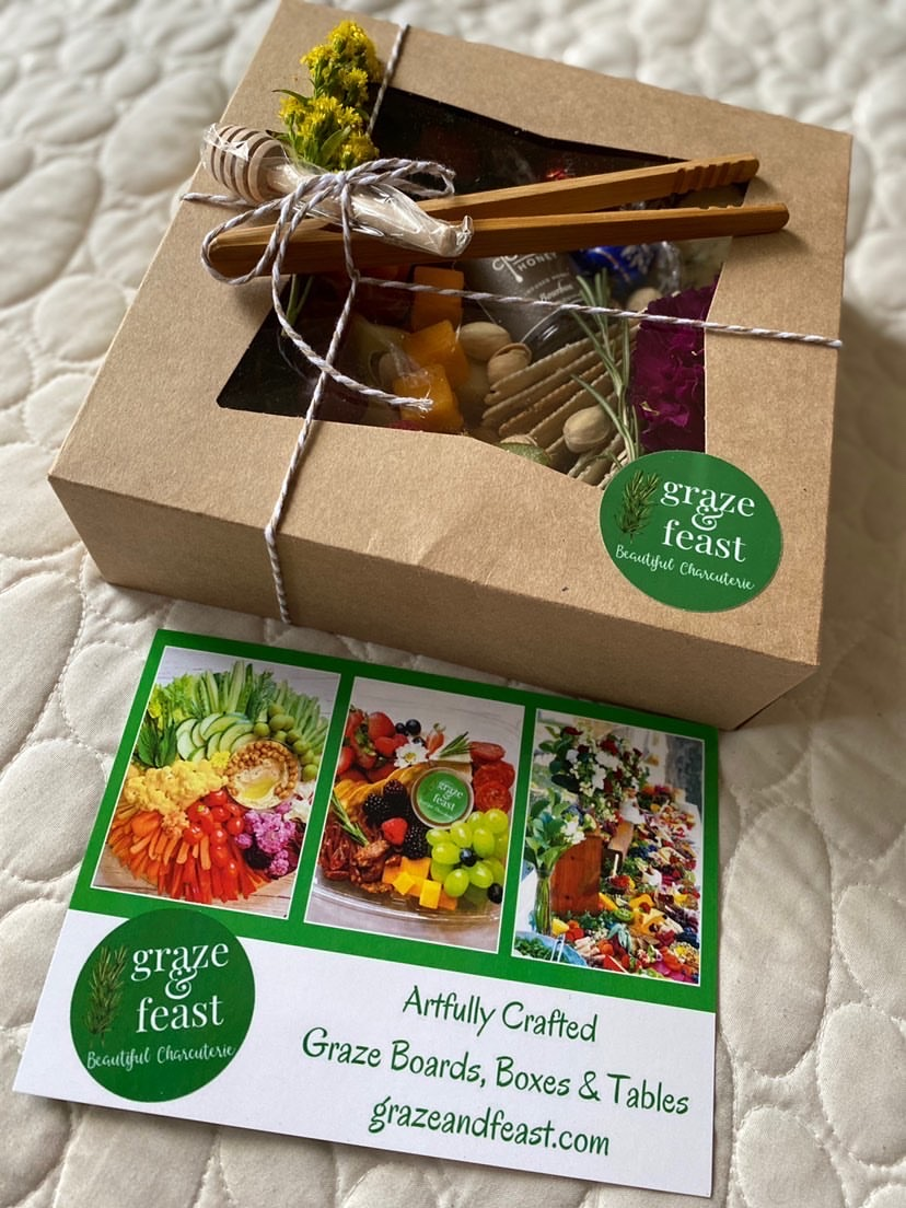 Graze & Feast Boards, Boxes & Tables
