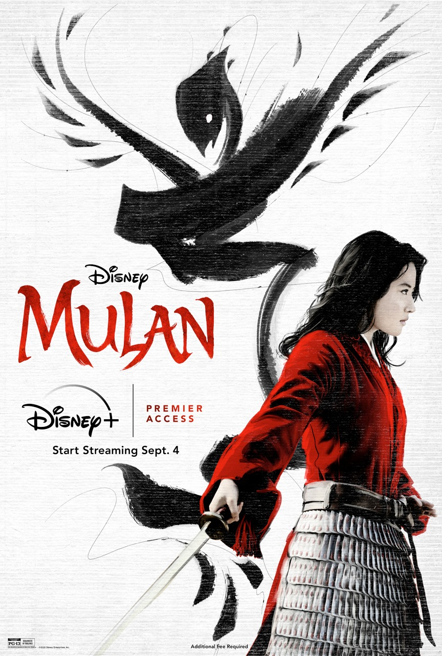 "NEW FEATURETTE FOR DISNEY'S ""MULAN"""