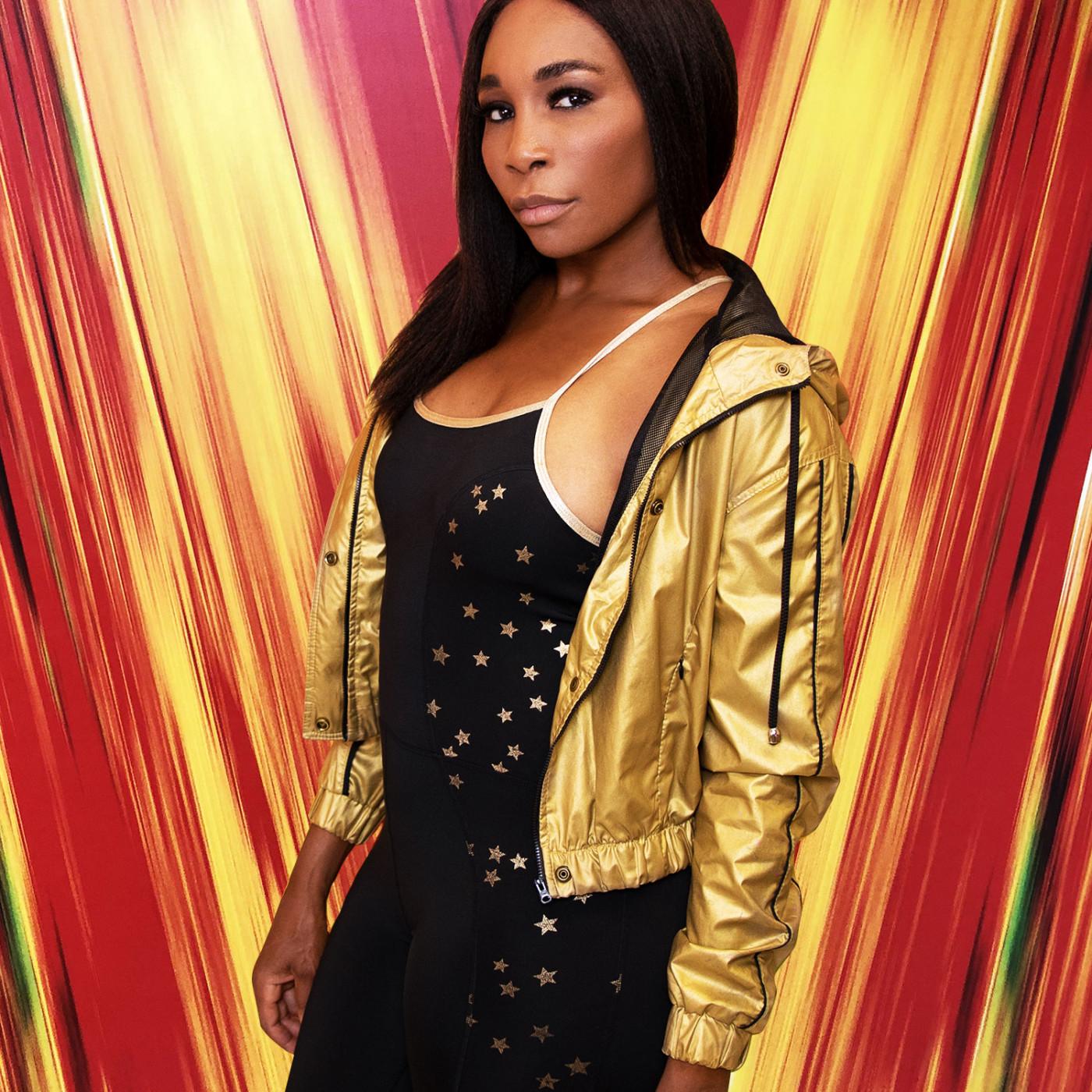 Venus Williams Announces EleVen x Wonder Woman Collection