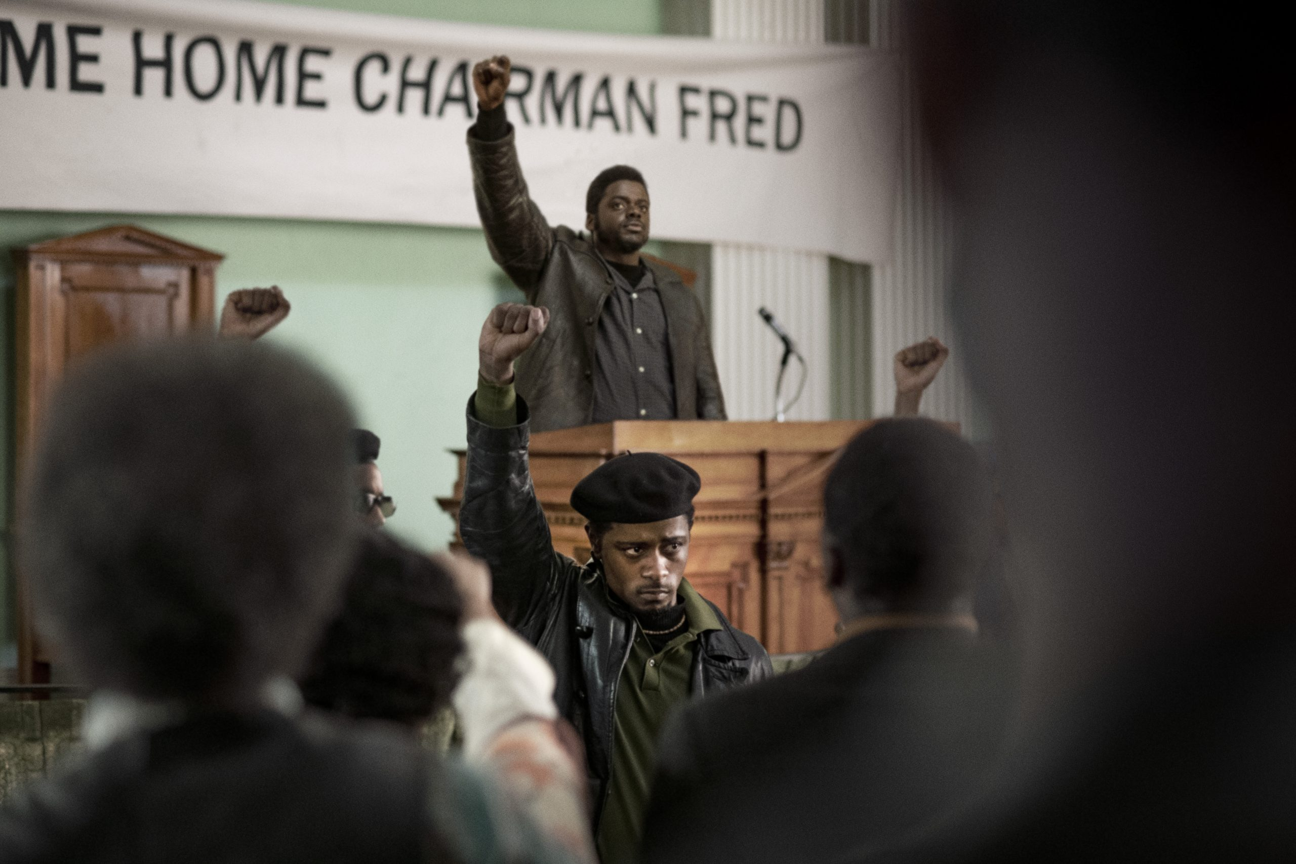 First Look: JUDAS AND THE BLACK MESSIAH Starring Daniel Kaluuya