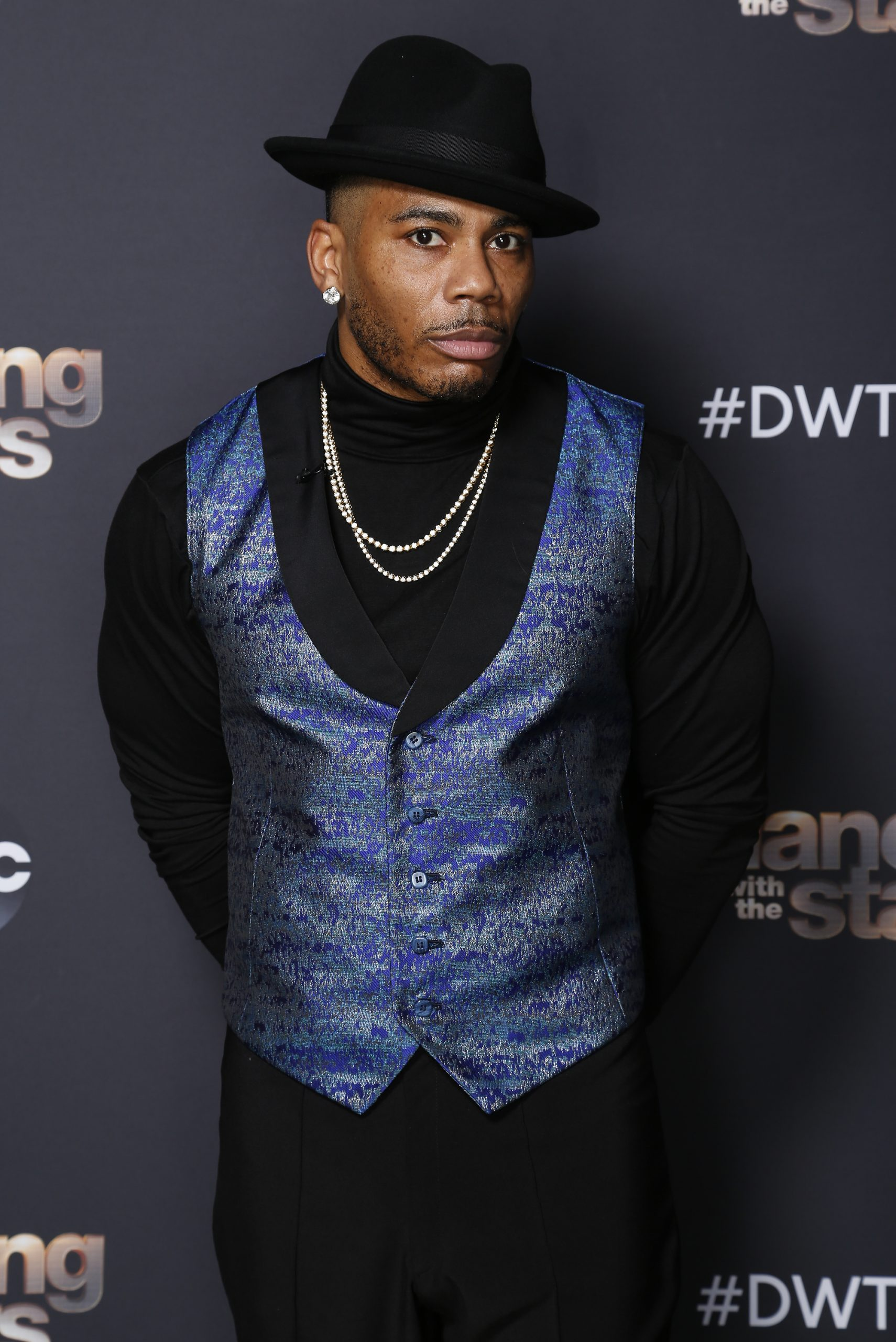 Rapper Nelly Stops By 'The Tamron Hall Show'