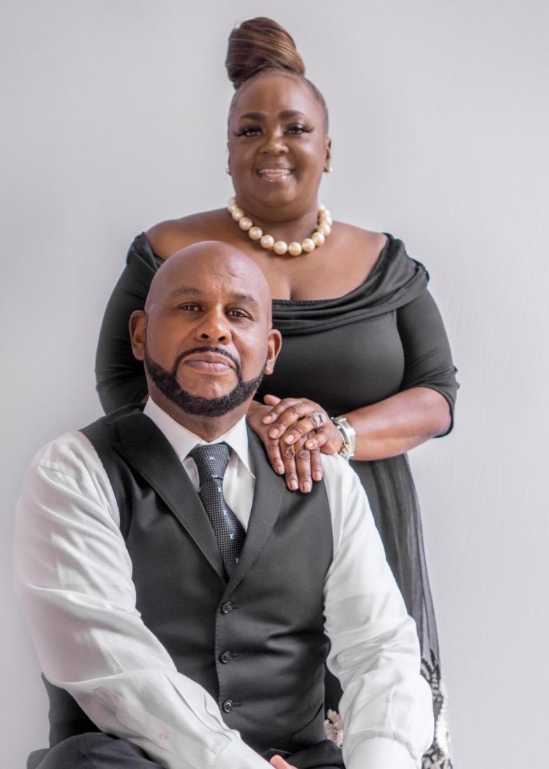 One On One With Pastor Patrick & Ramona Hampton