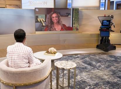 Tyra Banks Addresses Engagement Rumors On Tamron Hall Show