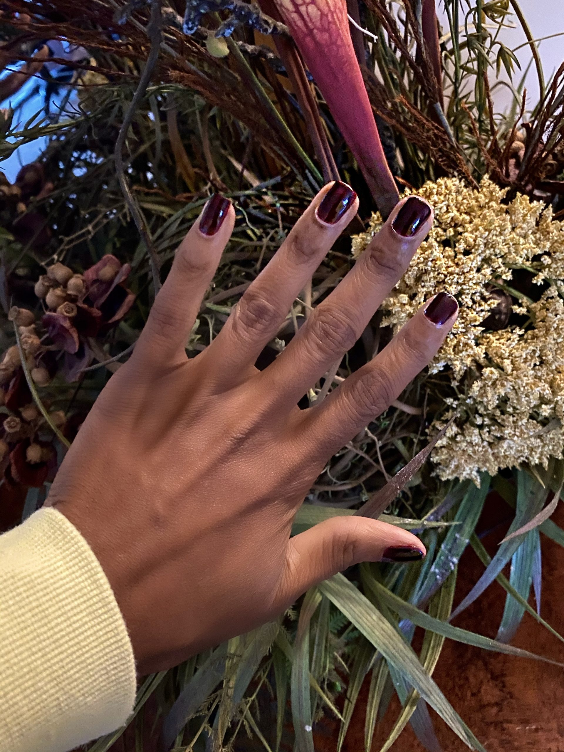 Get The Look: OPI Muse of Milan Fall Collection, Complimentary Wine