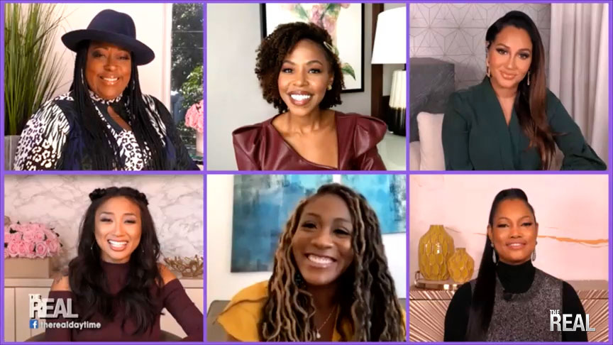 """The Real: Mario And The Cast of Tyler Perry's """"Sistas"""" Drop In!"""