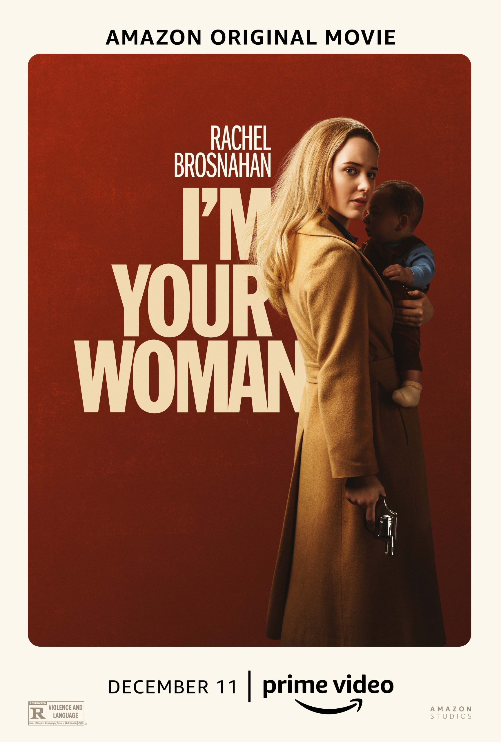New Movie: I'm Your Woman Starring Rachel Brosnahan