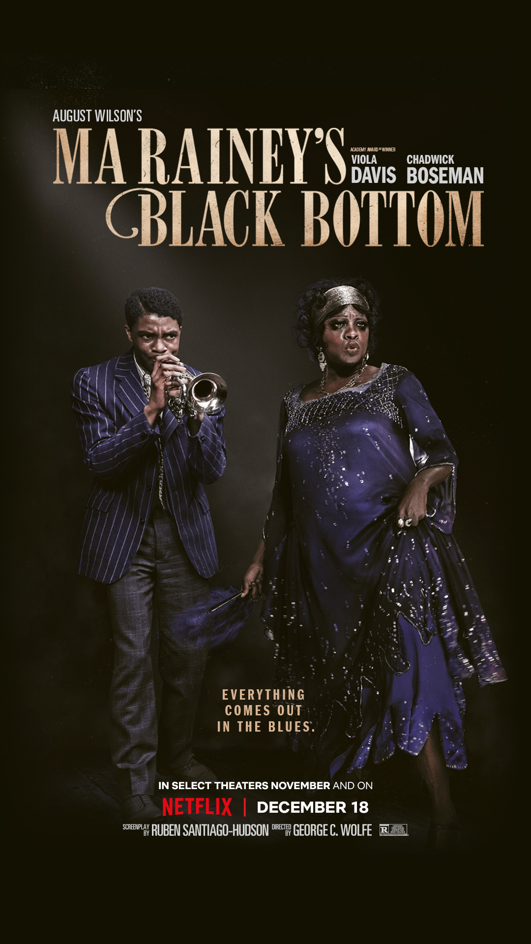 Five Things I Liked About The Film 'Ma Rainey's Black Bottom'