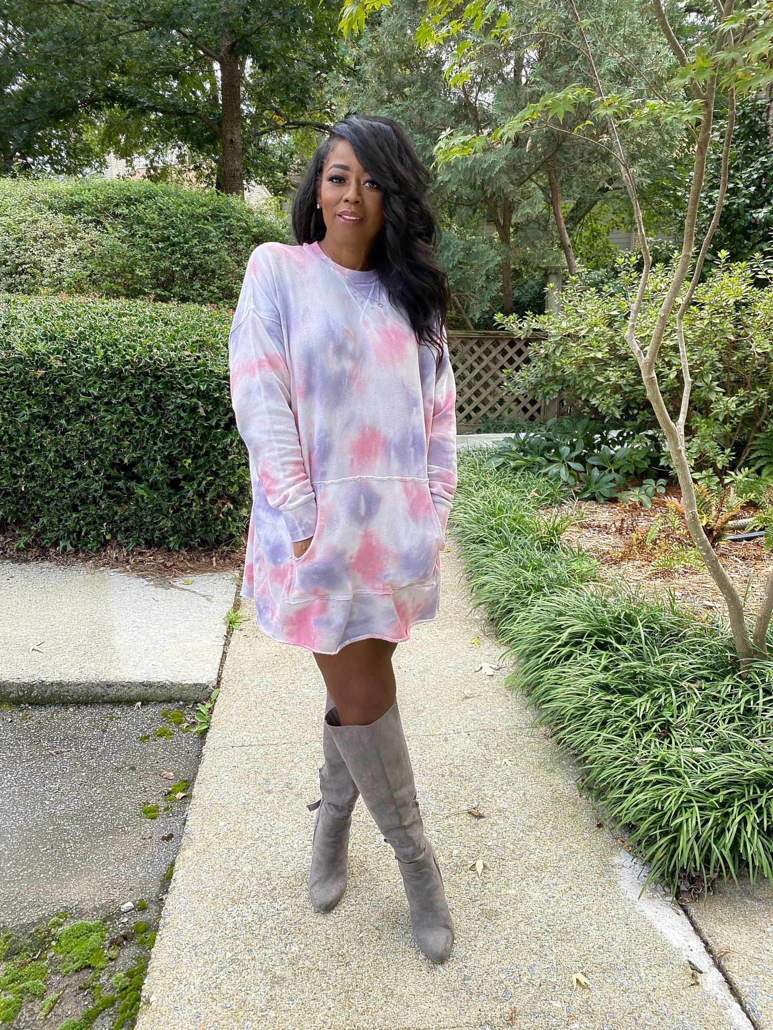 My Style: Sunday Sweatshirt Dress