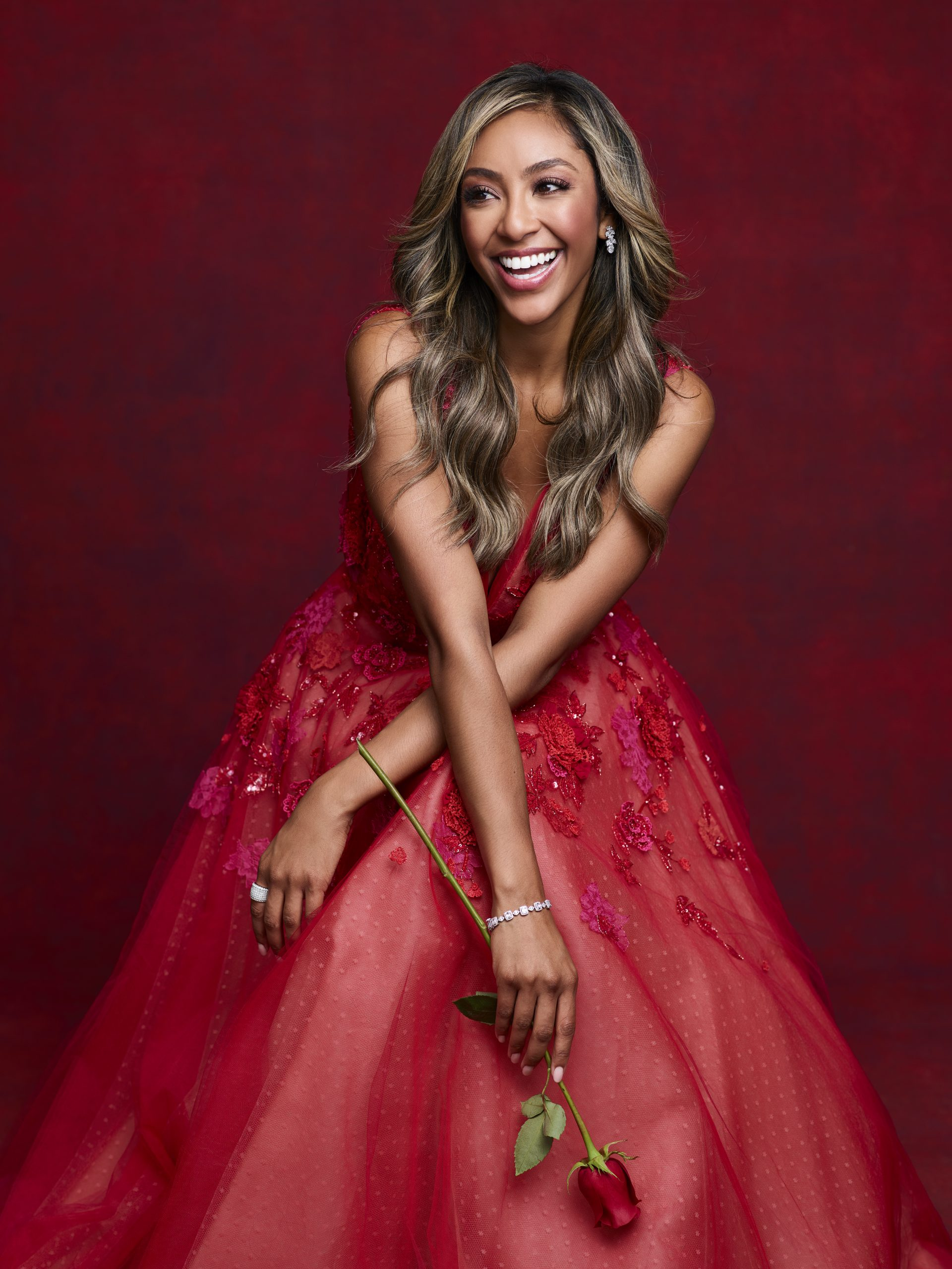 Oh My, There's A New Bachelorette Tayshia Adams