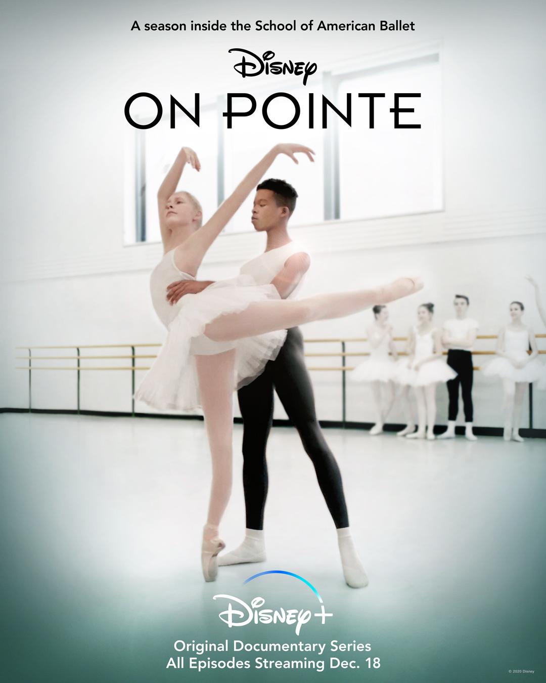New Movie: Disney's 'On Pointe'