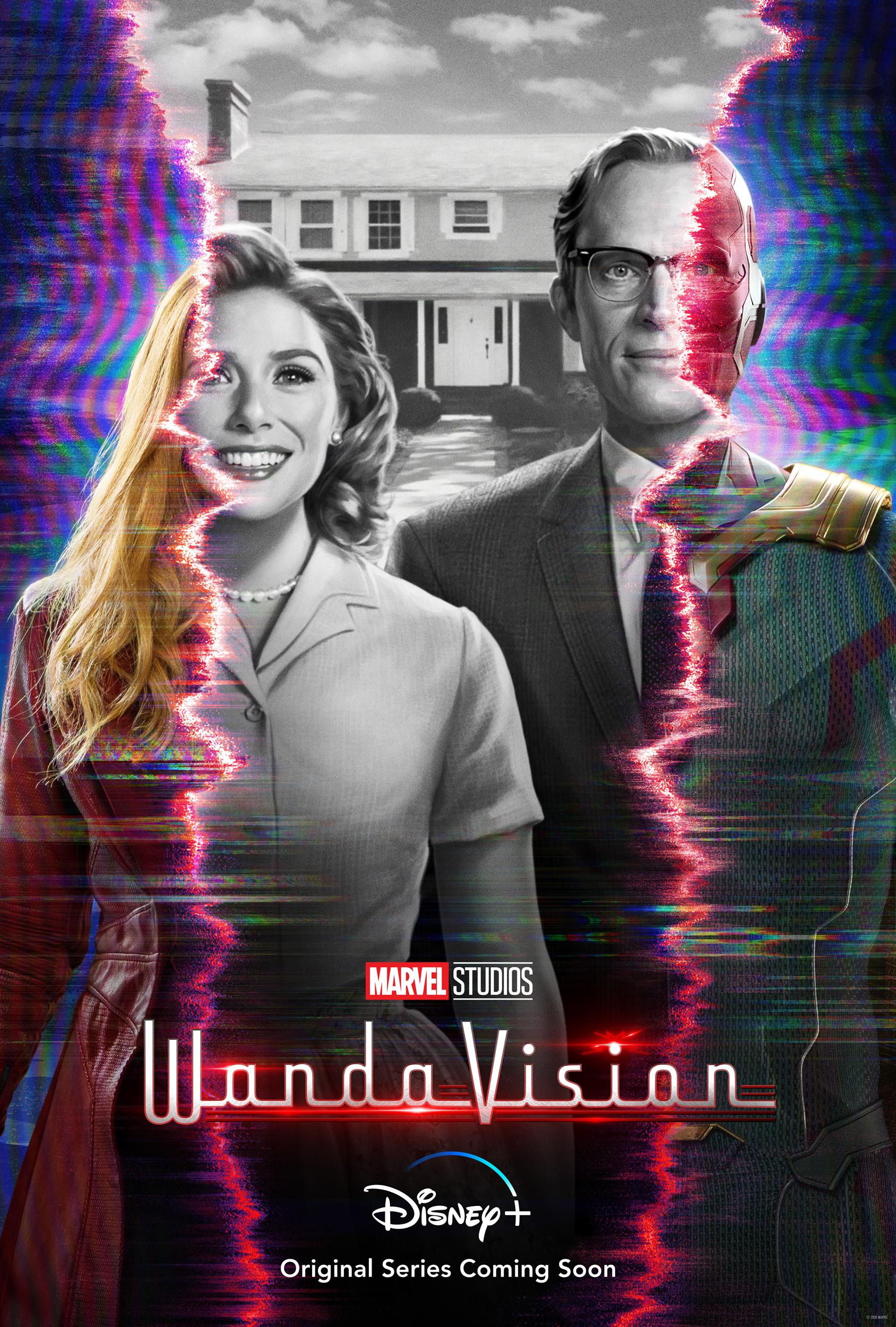 "Marvel Studios' ""WandaVision"" to Debut on Disney+"