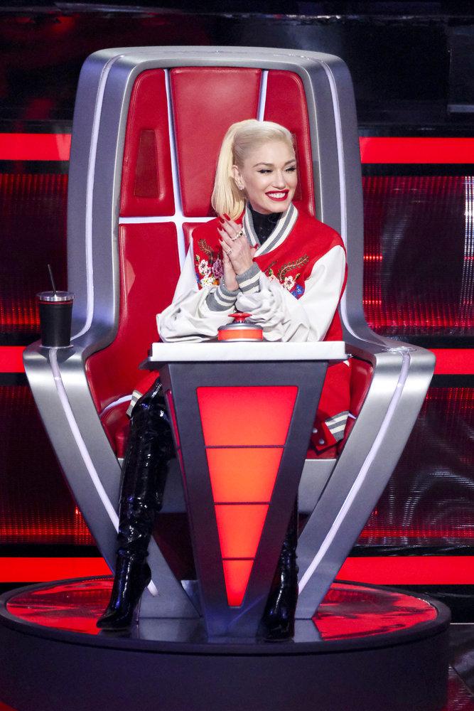 Wardrobe Breakdown: Gwen Stefani On 'The Voice' Knockout Round