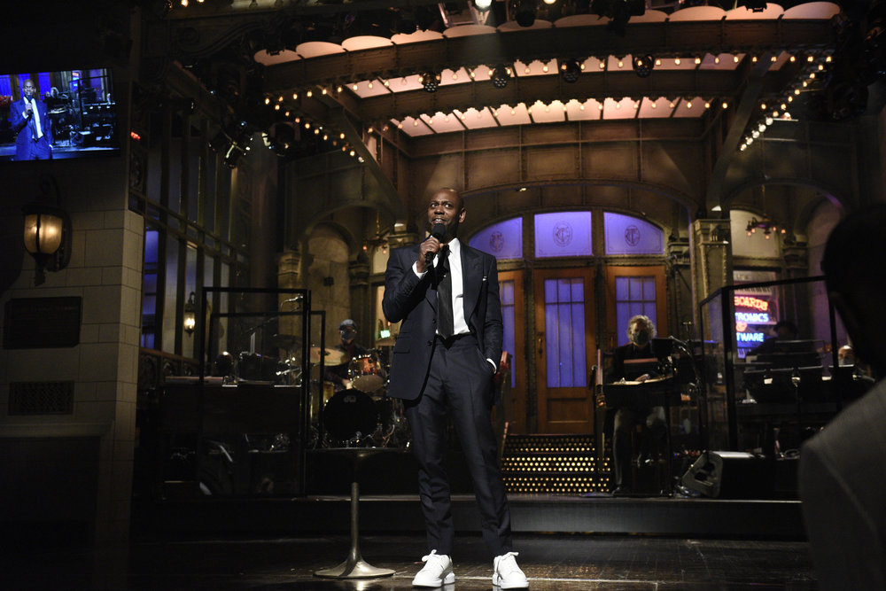 In Case You Missed It: Dave Chappelle On SNL