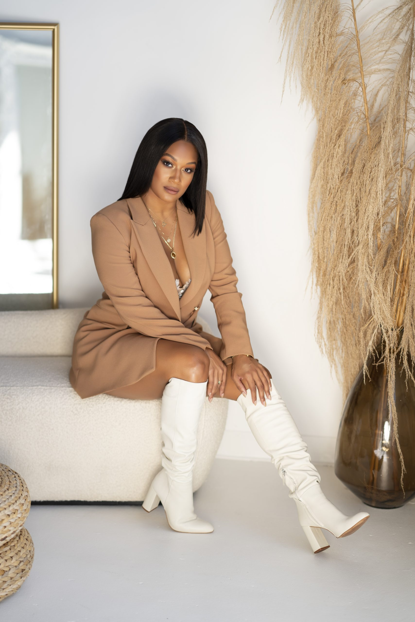 One On One With Actress Crystal Renee' Hayslett From BET's Sistas