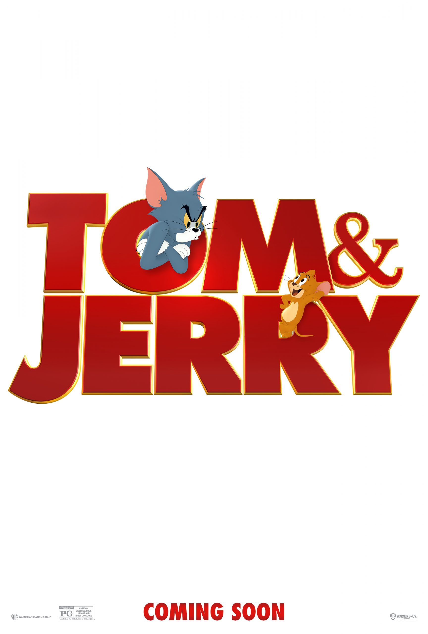 First Look: Tom & Jerry Movie