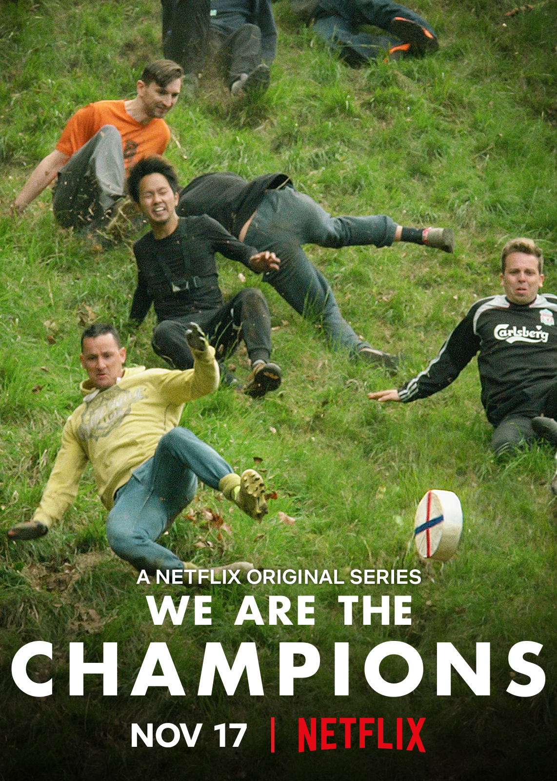 NETFLIX TRAILER DEBUT: We Are the Champions Premieres Nov 17th