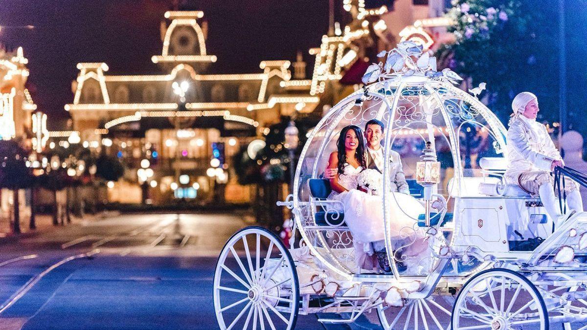 Season 2 of Disney's Fairy Tale Weddings on Disney+