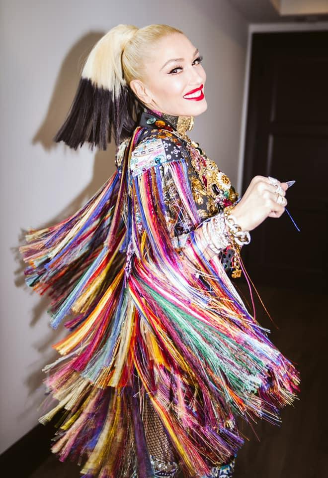 Wardrobe Breakdown: Gwen Stefani On 'The Voice' Live Top 9 Performances