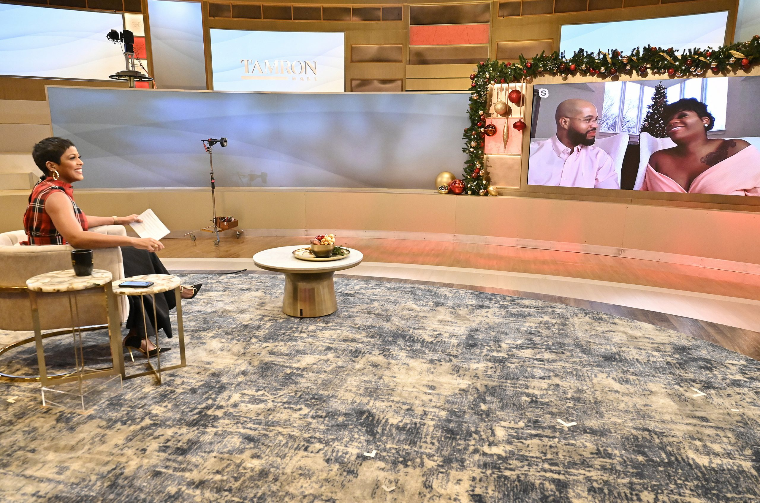 Fantasia Stops By The Tamron Hall Show, Talks Fertility And More