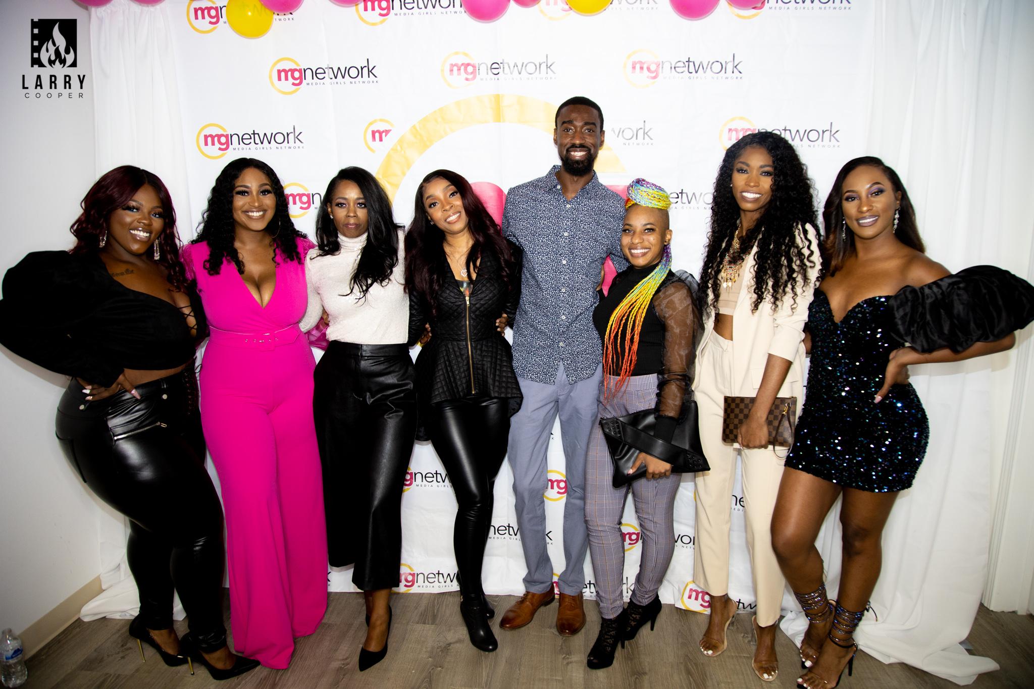 Recap: Media Girls Network Holiday Party