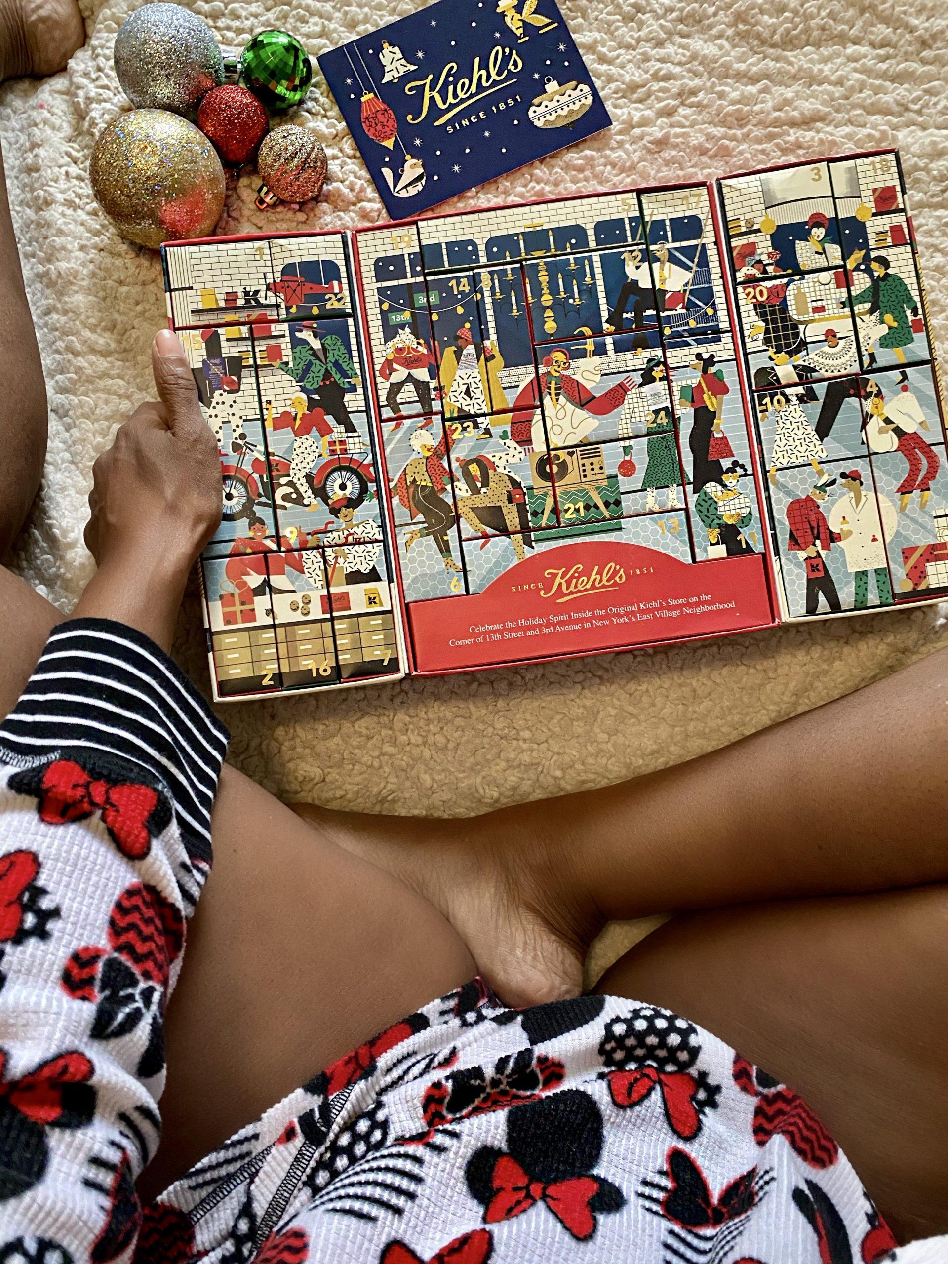 Gift Idea: Kiehl's  Limited-Edition Skincare Advent Calendar