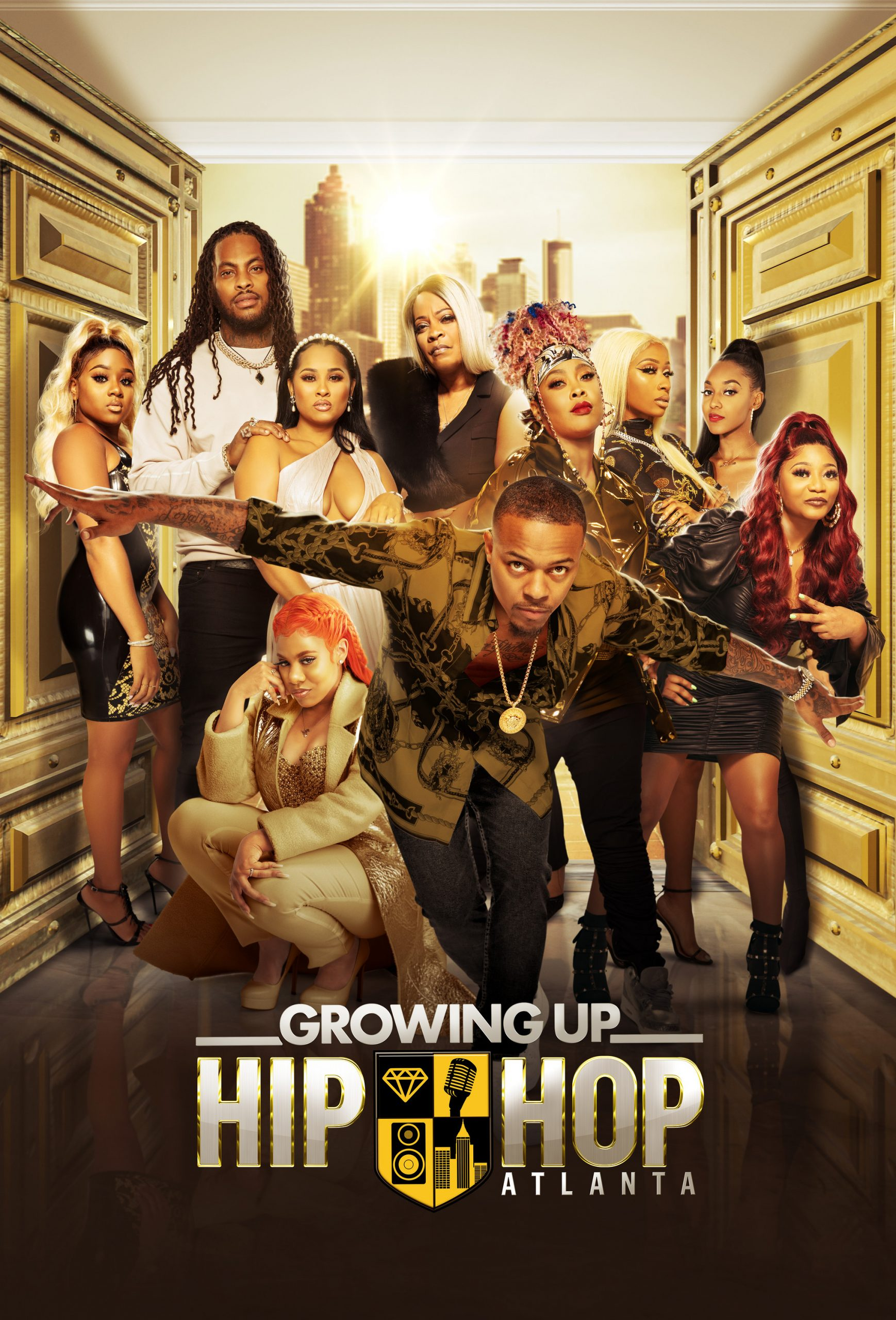 SUPERTEASE: They're Back!! WE tv Drops Fiery First Look At Season 4 of 'Growing Up Hip Hop Atlanta
