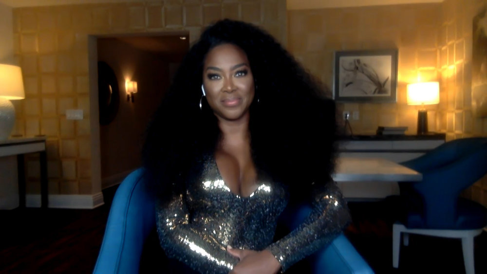 In Case You Missed It: Kenya Moore On Bravo's Watch What Happens Live With Andy Cohen