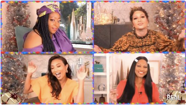 'The Real' Discusses Who Changes More in a Relationship: Men or Women?