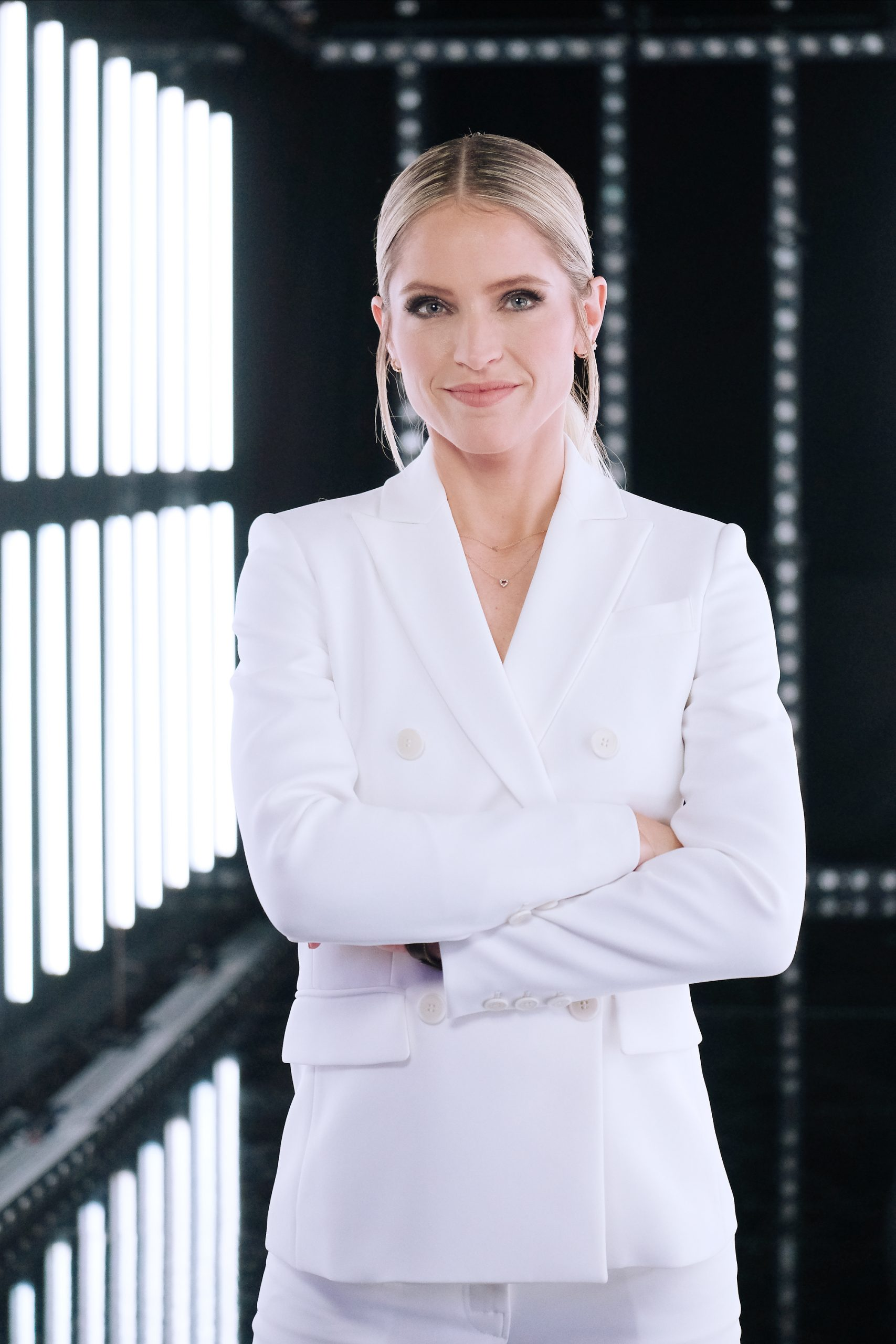 """Round-Table Conversation With Sara Haines, Host of ABC's """"The Chase."""""""