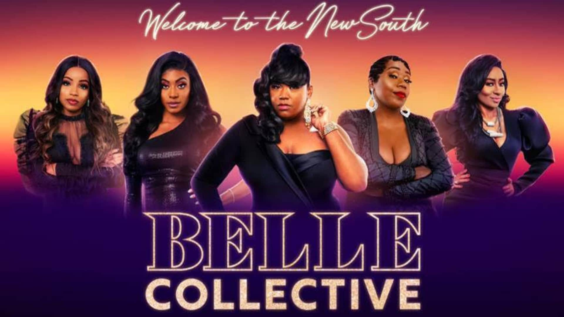 Meeting The Cast Of Own's New Reality Series 'Belle Collective'