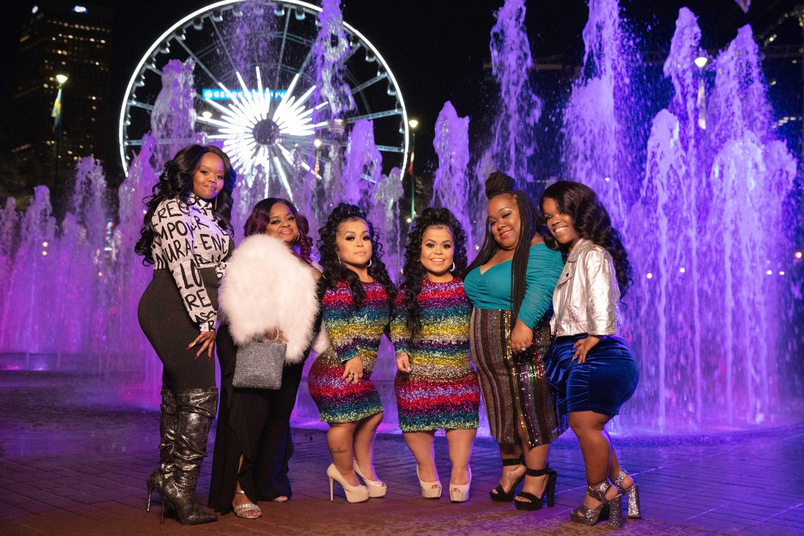 Little Women: Atlanta Virtual Media Teleconference